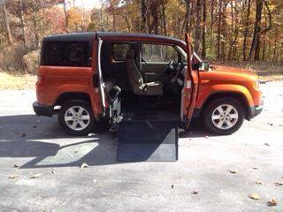 2010 Honda Element for sale at Church Street Auto Sales in Martinsville VA