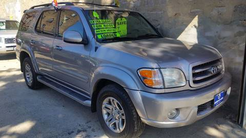 2004 Toyota Sequoia for sale in Bronx, NY