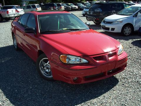 2002 Pontiac Grand Am for sale in Ashland VA