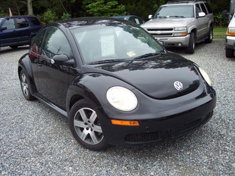 2006 Volkswagen New Beetle for sale in Ashland, VA