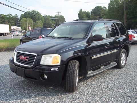 2003 GMC Envoy for sale in Ashland VA
