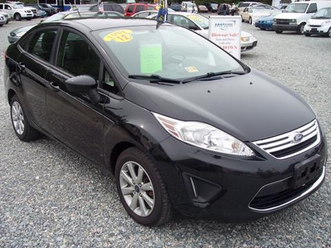 2012 Ford Fiesta for sale in Ashland, VA