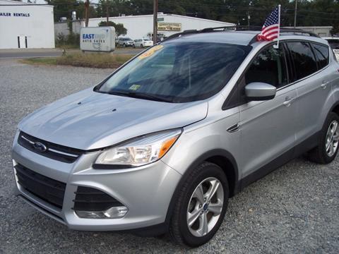 2013 Ford Escape for sale in Ashland, VA