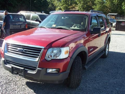 2006 Ford Explorer for sale in Ashland VA