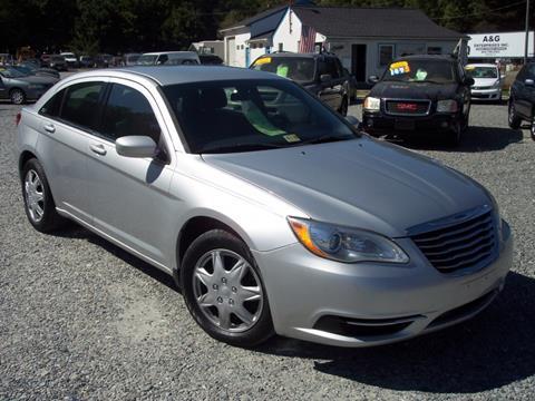 2012 Chrysler 200 for sale in Ashland, VA