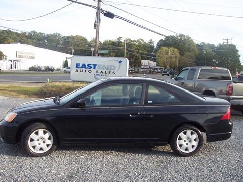 2002 Honda Civic for sale in Ashland, VA