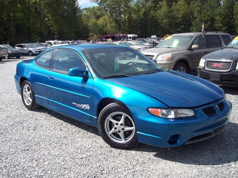 1998 Pontiac Grand Prix for sale in Ashland, VA