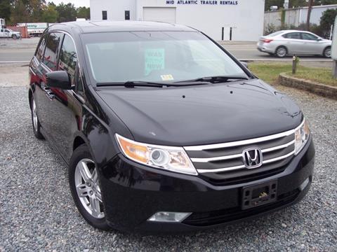 2011 Honda Odyssey for sale in Ashland, VA