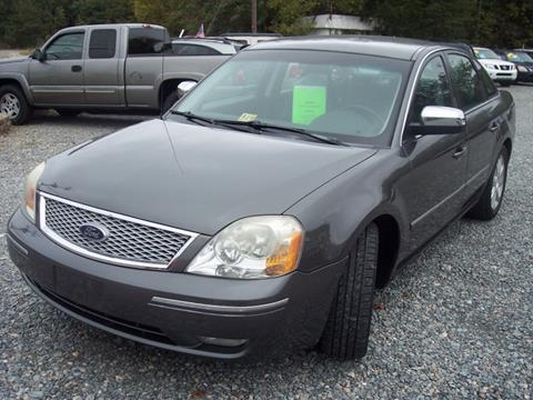 2005 Ford Five Hundred for sale in Ashland VA