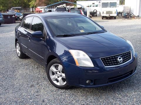 2008 Nissan Sentra for sale in Ashland, VA