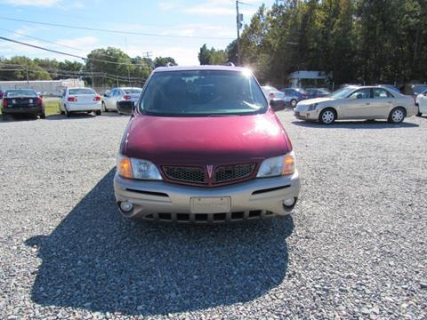 2004 Pontiac Montana for sale in Ashland, VA