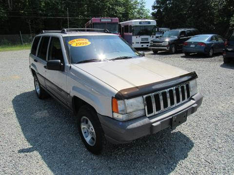 1998 Jeep Grand Cherokee for sale in Ashland, VA