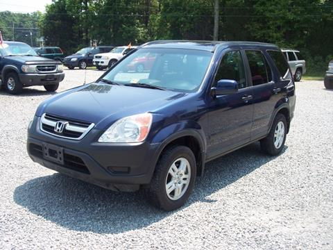 2004 Honda CR-V for sale in Ashland VA