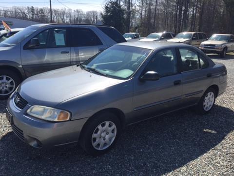 2001 Nissan Sentra for sale in Ashland VA