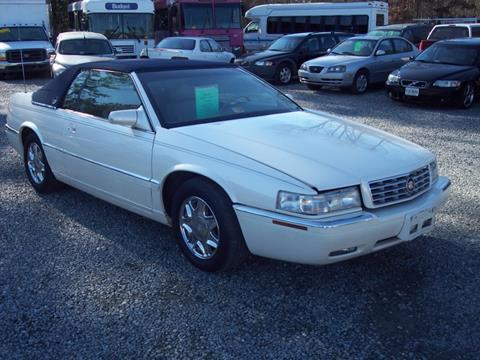 2001 Cadillac Eldorado for sale in Ashland VA