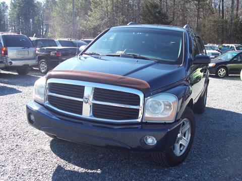 2005 Dodge Durango for sale in Ashland, VA
