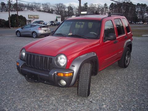 2003 Jeep Liberty for sale in Ashland VA