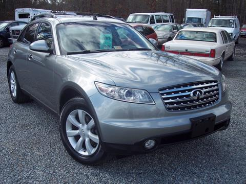 2005 Infiniti FX35 for sale in Ashland, VA