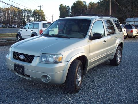 2005 Ford Escape for sale in Ashland, VA