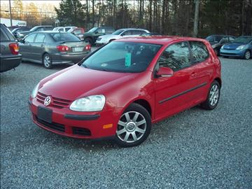 2007 Volkswagen Rabbit for sale in Ashland, VA