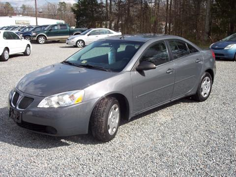 2008 Pontiac G6 for sale in Ashland, VA