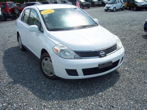 2007 Nissan Versa for sale in Ashland VA