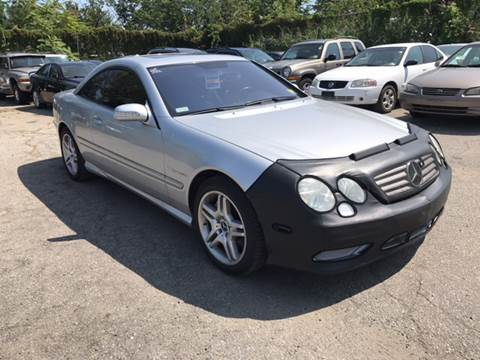 2005 Mercedes-Benz CL-Class for sale in Hasbrouck Heights, NJ