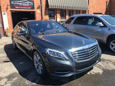 2016 Mercedes-Benz S-Class for sale in Hasbrouck Heights, NJ