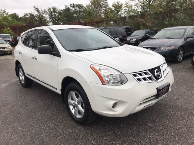 2012 Nissan Rogue for sale at Platinum Sales LLC in Hasbrouck Heights NJ