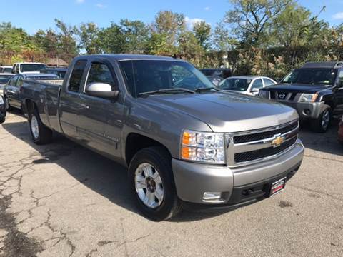 2008 Chevrolet Silverado 1500 for sale at Platinum Sales LLC in Hasbrouck Heights NJ