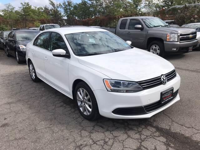 2013 Volkswagen Jetta for sale at Platinum Sales LLC in Hasbrouck Heights NJ