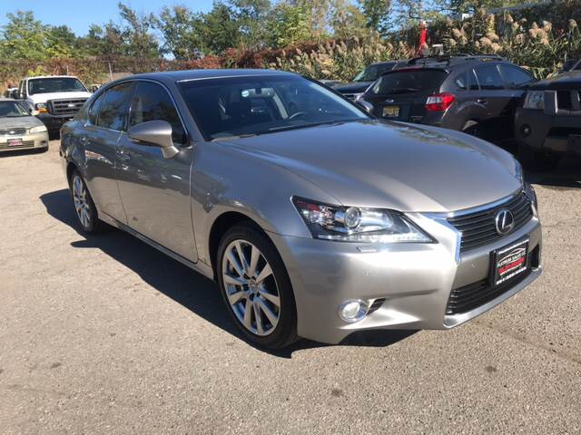 2015 Lexus GS 350 for sale at Platinum Sales LLC in Hasbrouck Heights NJ