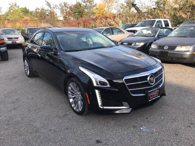 2014 Cadillac Cts For Sale >> 2014 Cadillac Cts 3 6l Performance Collection In Hasbrouck Heights