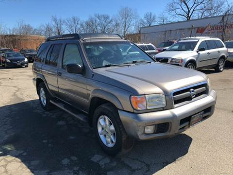 Nissan Pathfinder For Sale In Hasbrouck Heights Nj Platinum Sales Llc