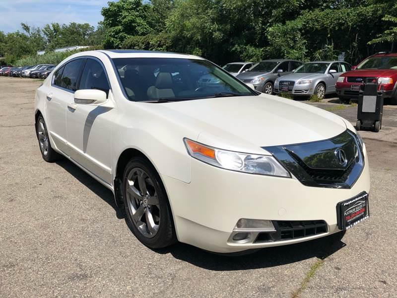 Acura TL SHAWD In Hasbrouck Heights NJ Platinum Sales LLC - Acura tl awd for sale