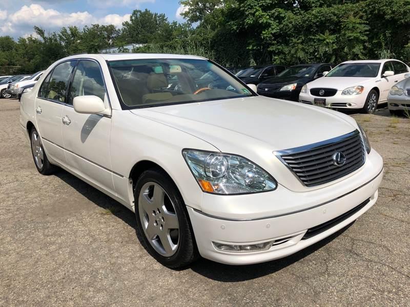 2006 Lexus LS 430 For Sale At Platinum Sales LLC In Hasbrouck Heights NJ