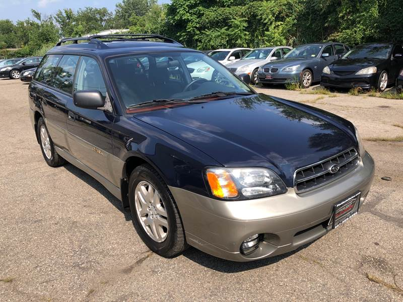 2002 Subaru Outback In Hasbrouck Heights Nj Platinum Sales Llc