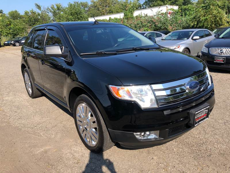 Ford Edge For Sale At Platinum Sales Llc In Hasbrouck Heights Nj