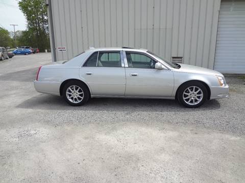 2011 Cadillac DTS for sale in New Waterford, OH