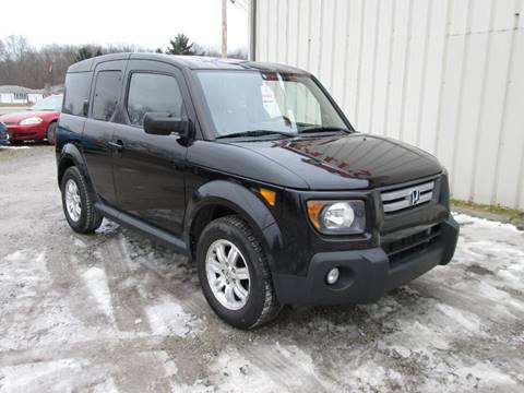 2008 Honda Element for sale in New Waterford, OH