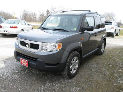 2011 Honda Element for sale in New Waterford, OH