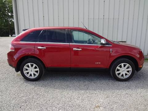 2009 Lincoln MKX for sale in New Waterford, OH