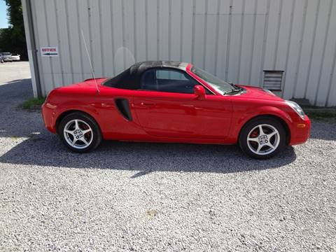 2000 Toyota MR2 Spyder for sale in New Waterford, OH