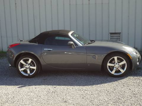 2008 Pontiac Solstice for sale in New Waterford, OH