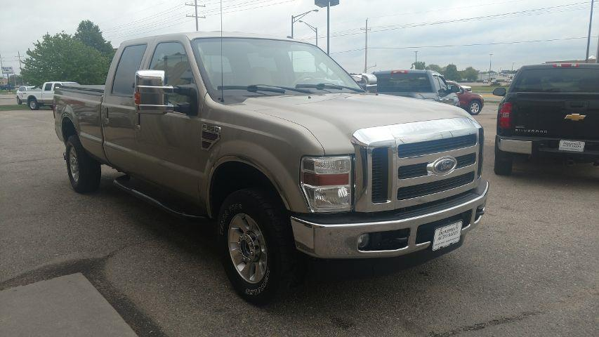 2010 Ford F-350 Super Duty Lariat Pickup 4D 6 3/4 ft - Grand Island NE