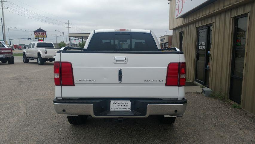 2006 Lincoln Mark LT 4dr SuperCrew 4WD SB - Grand Island NE
