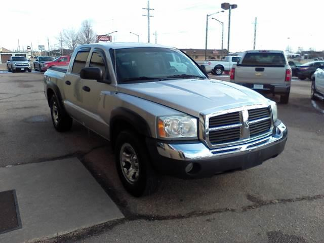 2005 Dodge Dakota 4dr Quad Cab SLT 4WD SB - Grand Island NE