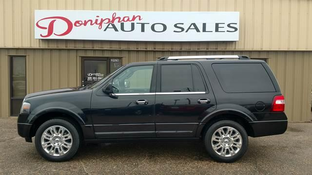 2014 Ford Expedition 4x4 Limited 4dr SUV - Grand Island NE