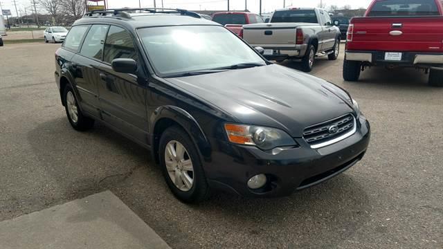 2005 Subaru Outback AWD 2.5i 4dr Wagon - Grand Island NE