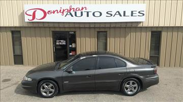 2002 Pontiac Bonneville for sale in Grand Island, NE